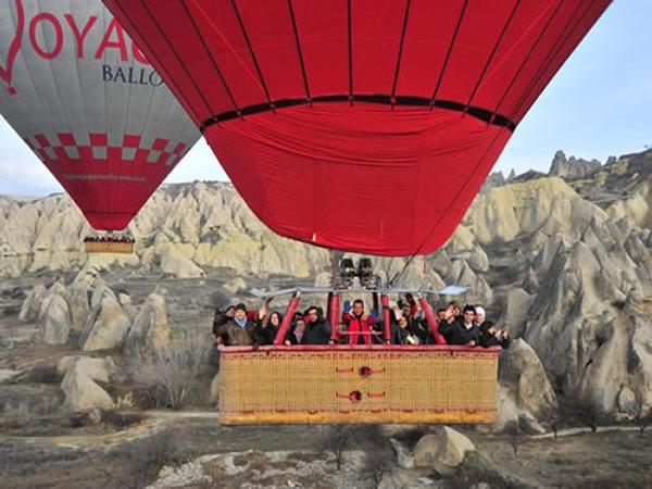 Kapadokya BalayI  FIRSATLARI
