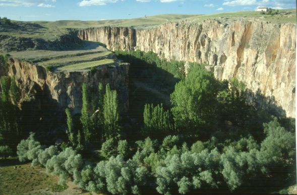 Kapadokya Ihlara Vadisi Yürüyüş Turu