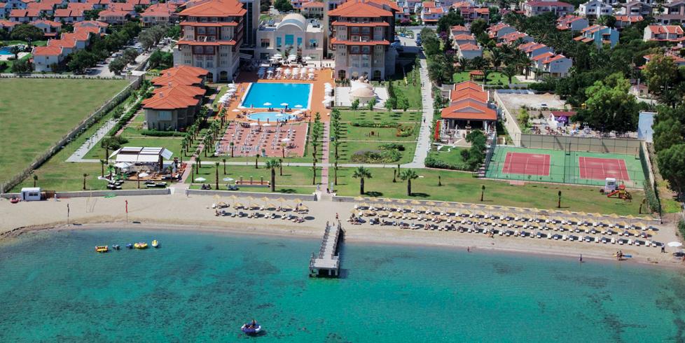 Akay Garden Resort Çeşme Tatil Köyü Ildır Çeşme