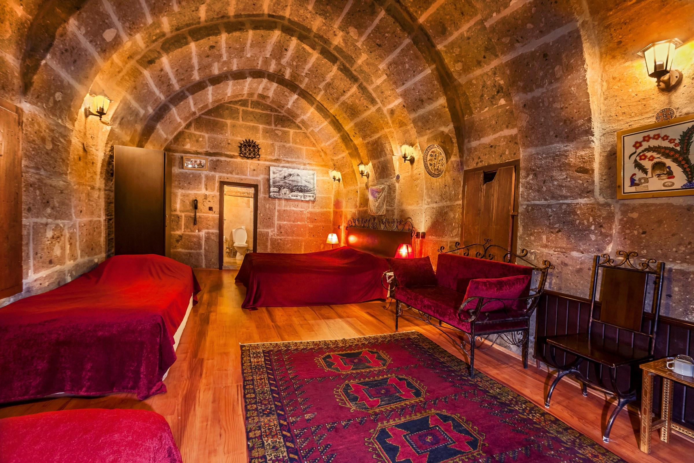 Kapadokya Ihlara Konakları Caves